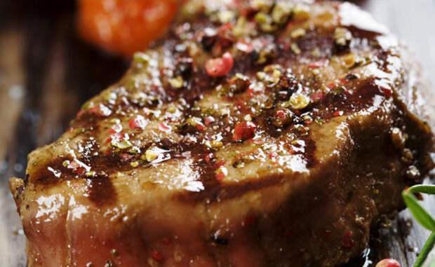 Как жарить мясо при разной жирности