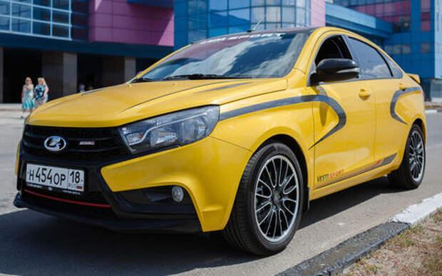 АВТОВАЗ поднимает цены на Lada Vesta и Largus