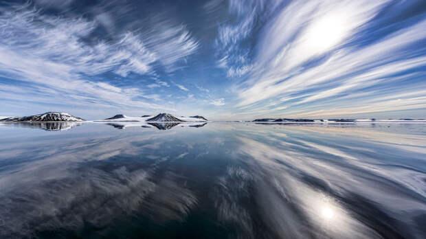 Почему Россия считает Арктику своей?
