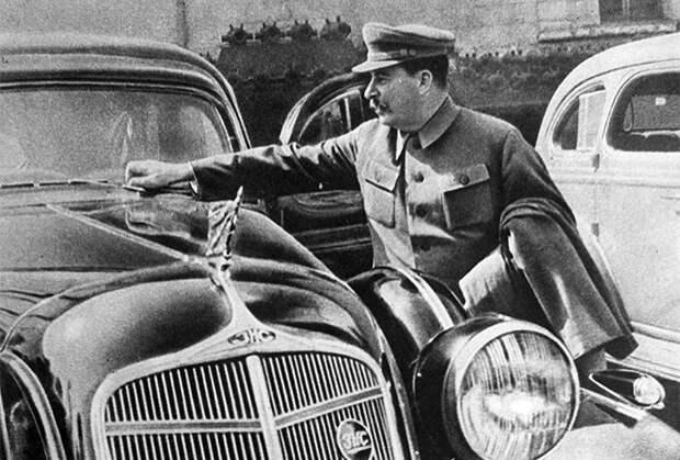 Иосиф Сталин