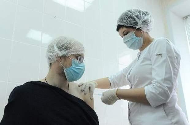 В Тамбовской области прививку от коронавируса можно сделать в выходные и праздники