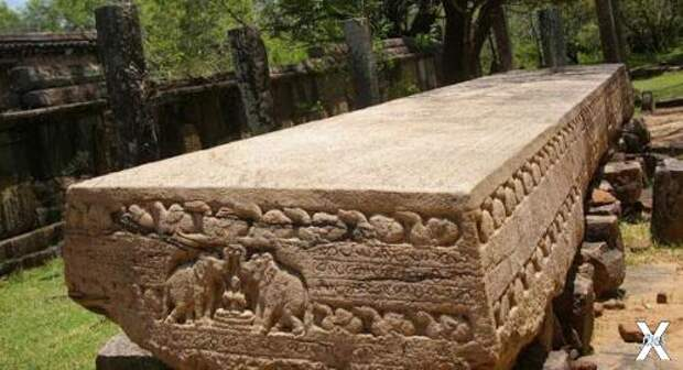 """Почему """"Боги"""" предпочитали строить здания из камня?"""