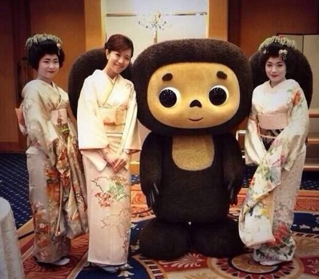 Битва за Чебурашку: сможем ли мы вернуть любимого героя, проданного японцам