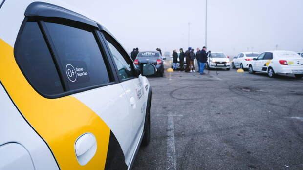 Таксисты вТаганроге ничего недобились после забастовки