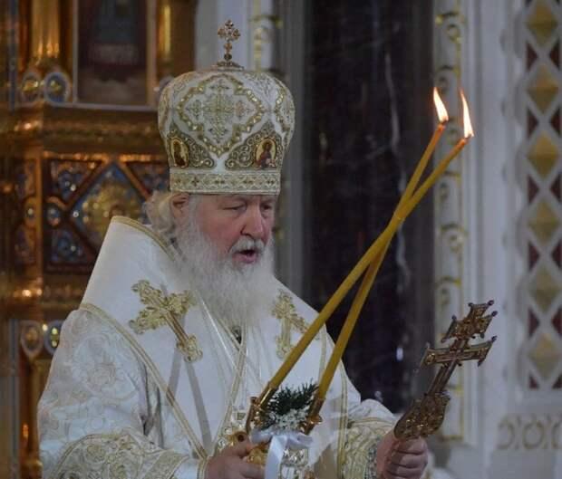 Патриарх Кирилл сравнил отрицание пандемии с отрицанием Бога