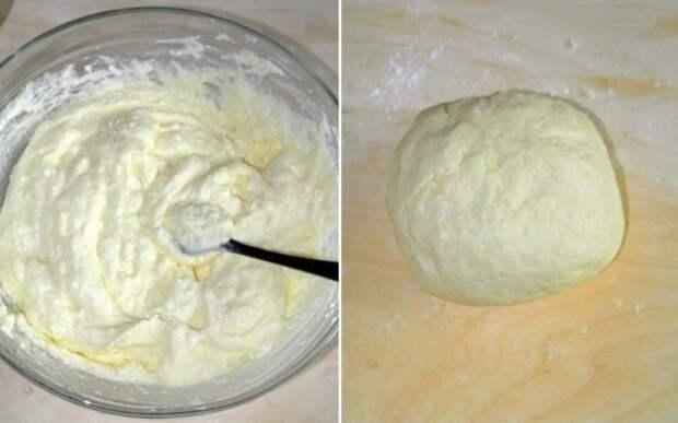 Тесто для вареников. Необычное тесто