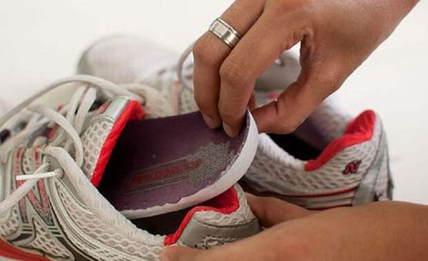 стельки в обуви