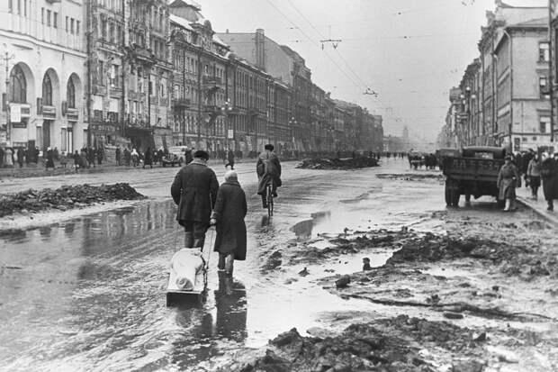 Зачем Берлин делит жертв блокады Ленинграда на сорта