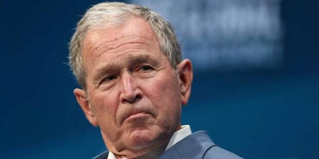 Американский ученый прервал речь Буша-младшего и обвинил в военных преступлениях