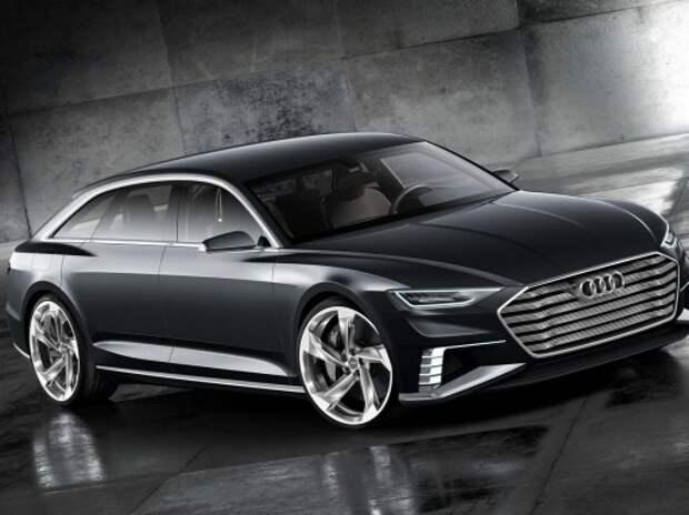 Универсал Prologue Avant позволил заглянуть в будущее Audi