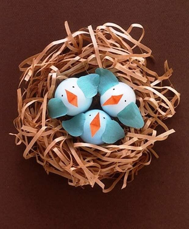 И еще 10 идей как украсить яйца на Пасху (2)