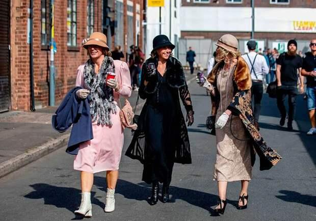 В Бирмингеме прошёл фестиваль «Острых козырьков»