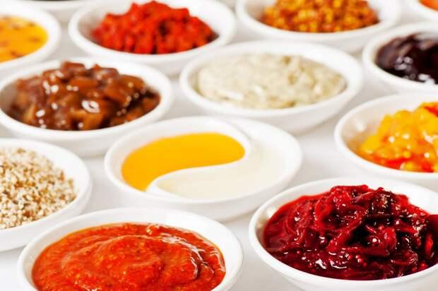 4. Соусы продукты, хранение