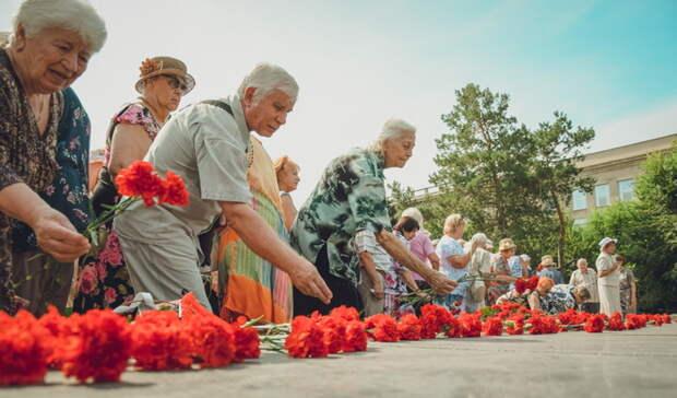 ВОренбуржье поддержали инициативу «Единой России» обучреждении медали «Дети войны»