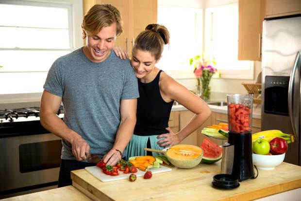Давай сделаем это вместе: кухня для двоих
