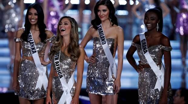 Титул «Мисс Вселенная-2017» получила представительница ЮАР