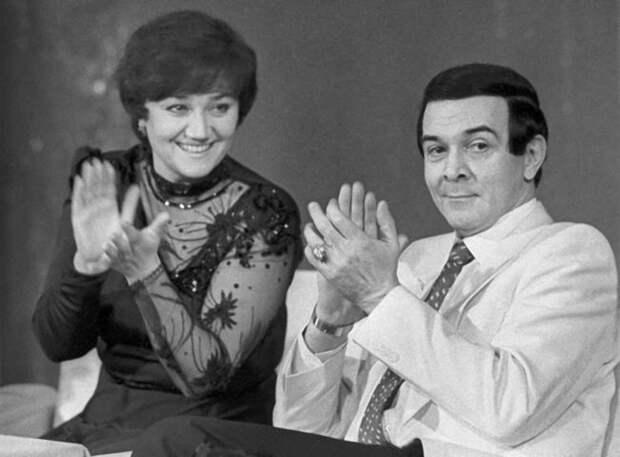 Советские знаменитости на фото. 1983 год
