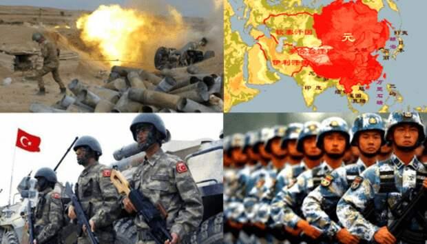 Иран, Армения и Азербайджан будут разрушены. Россия, Украина и Турция потеряют часть территории