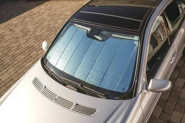 5 способов спасти свой автомобиль от пагубного воздействия палящего солнца летом