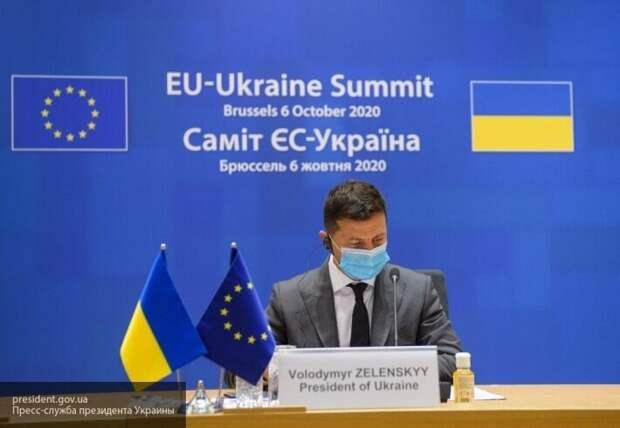 Запад компенсирует ущерб от антироссийских санкций за счет Украины
