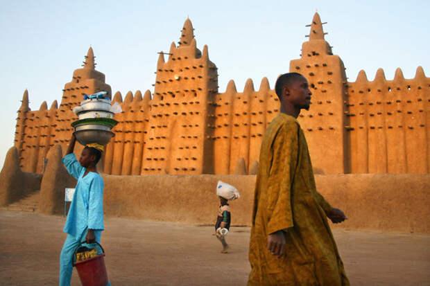 Дженне, Мали вокруг света, путешествия, фотография
