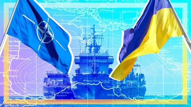 НАТО не покинули Черное море после завершения совместных с Украиной учений Sea Breeze 2021