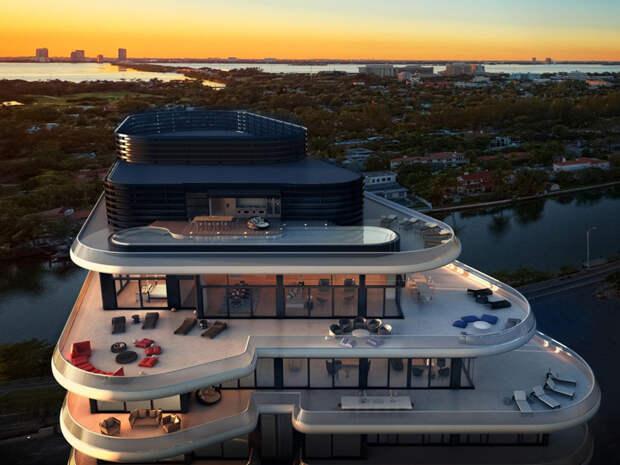 Как выглядят дачи миллиардеров