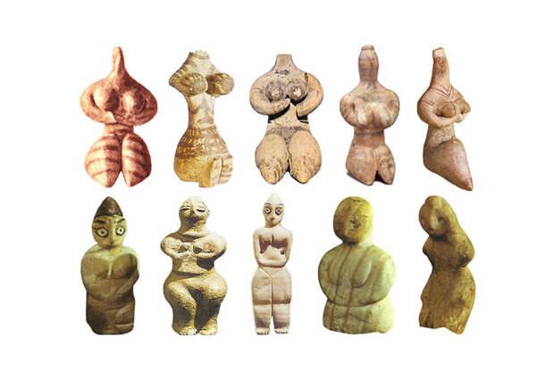 Великие Матери 5300-4200 до н.э.