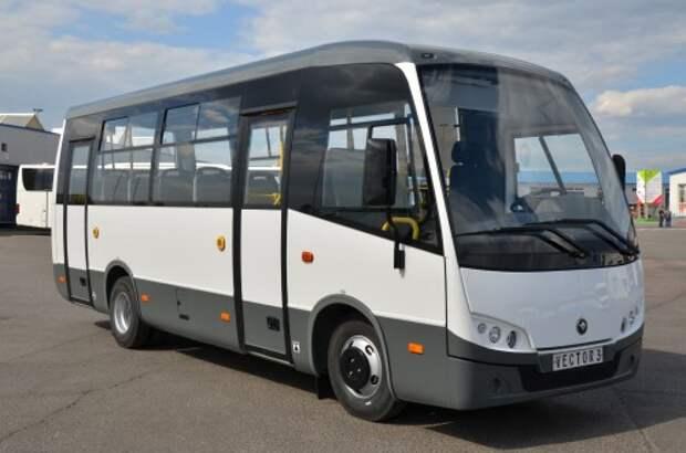 «Группа ГАЗ» показала новые модели автобусов