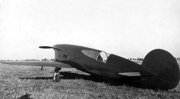 чтобы достичь максимальной скорости C-461 имел необычный внешний вид