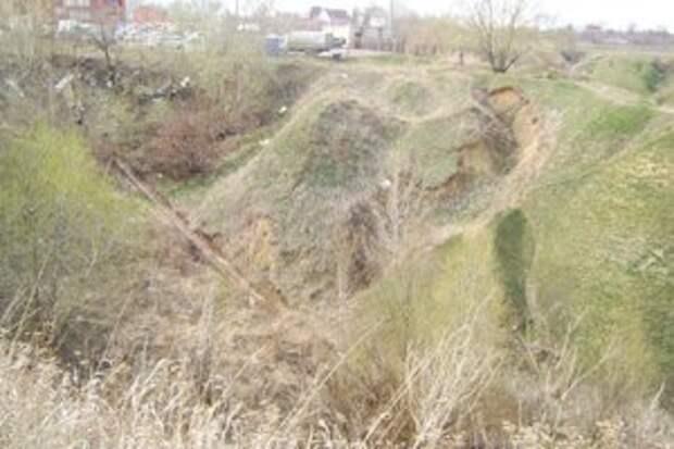 Скрытая угроза для Канищевского городища.