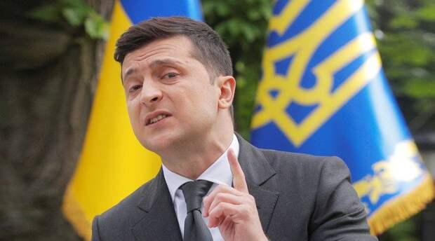 При наличии президента Зеленского бандеровцам никакой адвокат не нужен