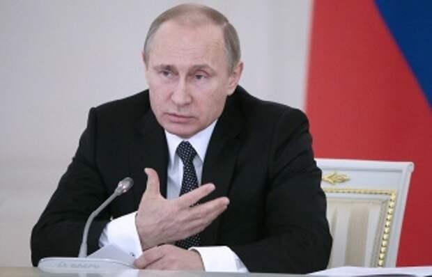 Владимир Путин: «Не знаю, как будет выступать сборная России на ЧМ-2018. Это дело специалистов»