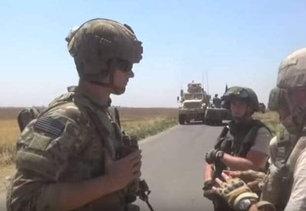 «Вас никто не звал в Сирию!»: убедительный разговор военных США и России сняли на видео