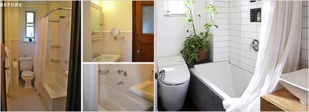 Ремонт квартир: лучшие фотографии до и после перевоплощения