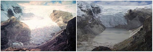 Земля тогда и сейчас: как меняется наша планета на снимках НАСА
