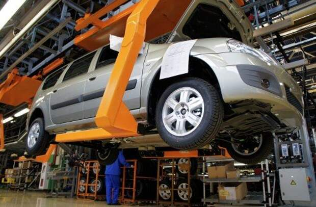 АВТОВАЗ и GM-AVTOVAZ остановили производство до 17 августа