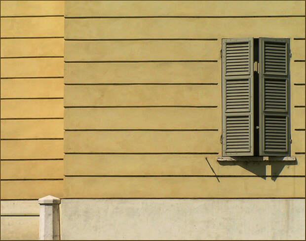 Горизонтальные линии в фотографии