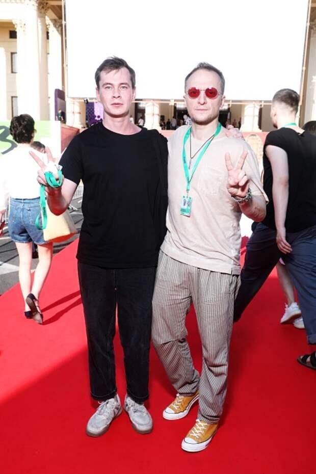 Вадик Королев (OQJAV) и Владимир Мишуков