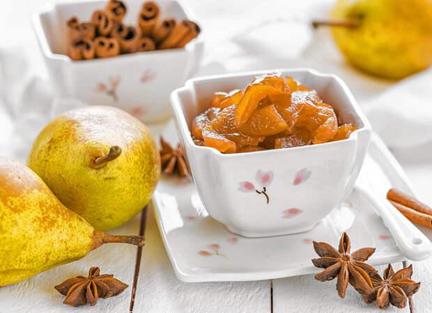 Как вкусно и необычно приготовить груши на зиму