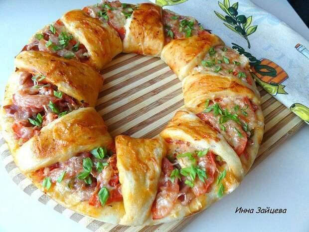 Пицца-индивидуалка