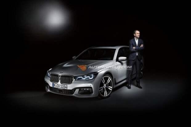 2016 BMW 7-й серии