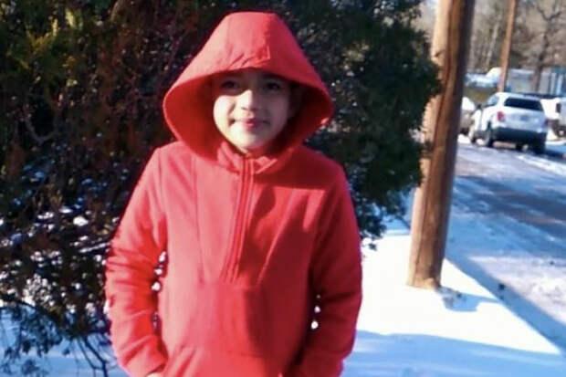Семья замёрзшего насмерть мальчика требует от властей США $100 млн