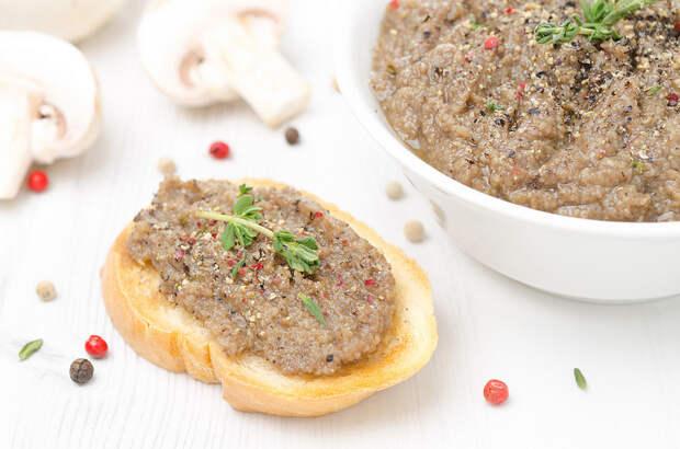 caviar    Грибная икра с чесноком