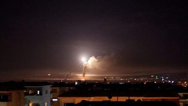 Целью ракетной атаки Израиля стали склады «Хизбаллы» под Дамаском— СМИ