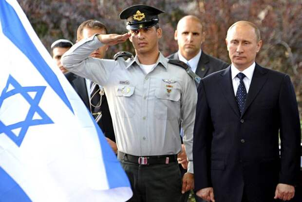 «Моссад в Мариуполе»: кому это нужно перед визитом Путина в Израиль?