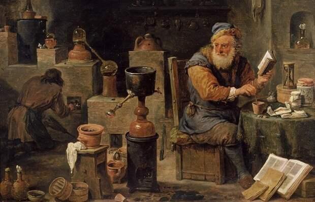 Древняя медицина...