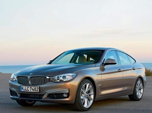 Тест BMW 328i xDrive Gran Turismo: девиация базового принципа