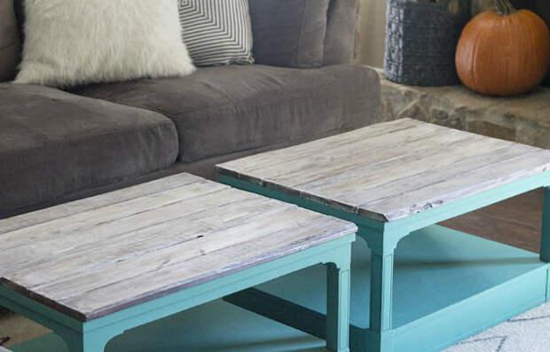 Красим мебель: 5 главных правил и мастер-класс