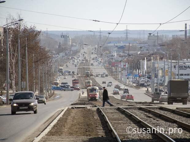 Историк Евгений Шумилов предложил переименовать улицу Карла Маркса в проспект Калашникова